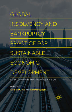 Cohen, Adrian - Global Insolvency and Bankruptcy Practice for Sustainable Economic Development, ebook