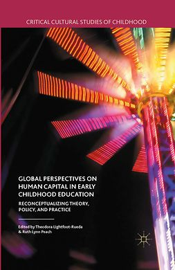 Lightfoot-Rueda, Theodora - Global Perspectives on Human Capital in Early Childhood Education, ebook