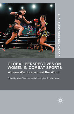 Channon, Alex - Global Perspectives on Women in Combat Sports, ebook