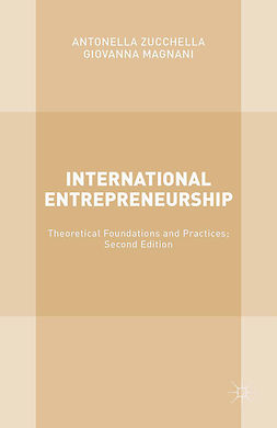 Magnani, Giovanna - International Entrepreneurship, e-kirja