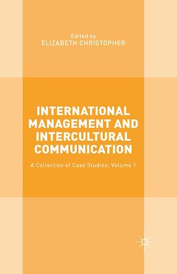 Christopher, Elizabeth - International Management and Intercultural Communication, ebook
