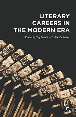 Davidson, Guy - Literary Careers in the Modern Era, e-bok