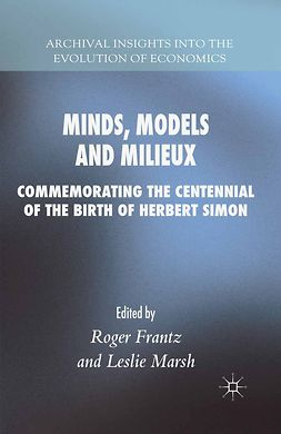 Frantz, Roger - Minds, Models and Milieux, e-bok