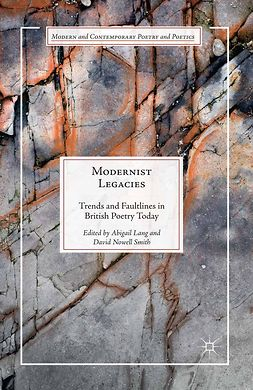 Lang, Abigail - Modernist Legacies, ebook