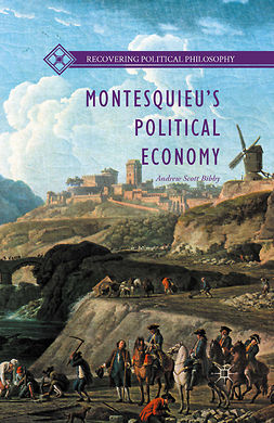 Bibby, Andrew Scott - Montesquieu's Political Economy, ebook