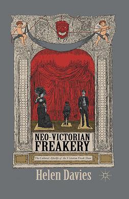 Davies, Helen - Neo-Victorian Freakery, ebook