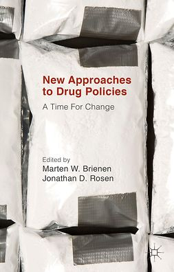 Brienen, Marten W. - New Approaches to Drug Policies, e-kirja