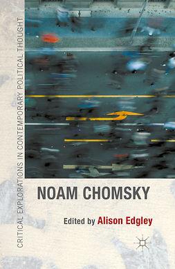 Edgley, Alison - Noam Chomsky, ebook