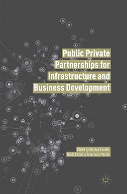 Caselli, Stefano - Public Private Partnerships for Infrastructure and Business Development, e-bok