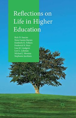 Barnes, Nora Ganim - Reflections on Life in Higher Education, e-bok
