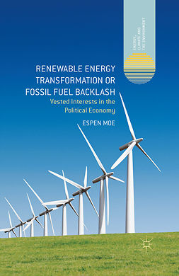 Moe, Espen - Renewable Energy Transformation or Fossil Fuel Backlash, ebook