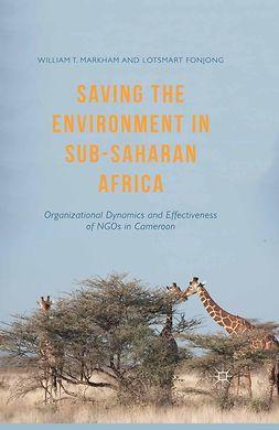 Fonjong, Lotsmart - Saving the Environment in Sub-Saharan Africa, e-kirja