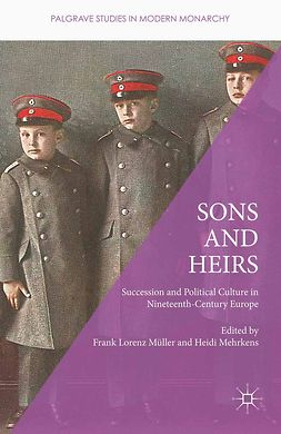 Mehrkens, Heidi - Sons and Heirs, e-kirja