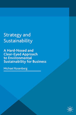 Rosenberg, Mike - Strategy and Sustainability, ebook