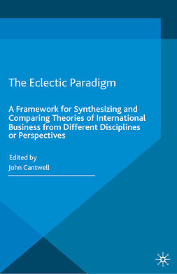 Cantwell, John - The Eclectic Paradigm, ebook