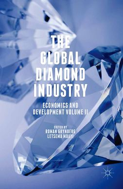 Grynberg, Roman - The Global Diamond Industry, ebook