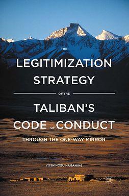 Nagamine, Yoshinobu - The Legitimization Strategy of the Taliban's Code of Conduct, ebook