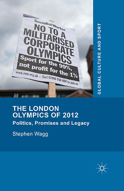 Wagg, Stephen - The London Olympics of 2012, ebook