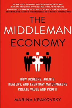 Krakovsky, Marina - The Middleman Economy, ebook