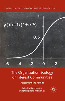 Gray, Virginia - The Organization Ecology of Interest Communities, ebook