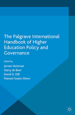 Boer, Harry - The Palgrave International Handbook of Higher Education Policy and Governance, ebook