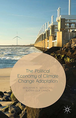 Linnér, Björn-Ola - The Political Economy of Climate Change Adaptation, ebook