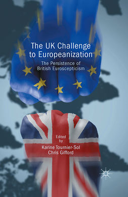 Gifford, Chris - The UK Challenge to Europeanization, ebook