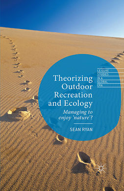 Ryan, Sean - Theorizing Outdoor Recreation and Ecology, ebook