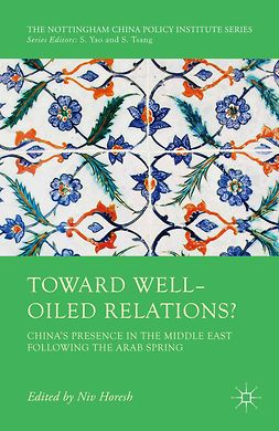 Horesh, Niv - Toward Well-Oiled Relations?, ebook