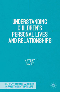 Davies, Hayley - Understanding Children's Personal Lives and Relationships, ebook
