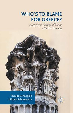 Mitsopoulos, Michael - Who's to Blame for Greece?, e-kirja