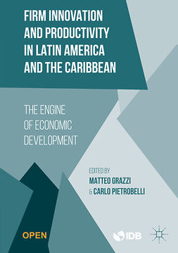 Bank, Inter-American Development - Firm Innovation and Productivity in Latin America and the Caribbean, e-kirja