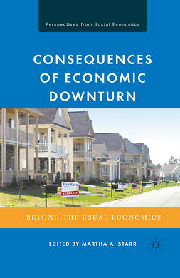 Starr, Martha A. - Consequences of Economic Downturn, e-kirja