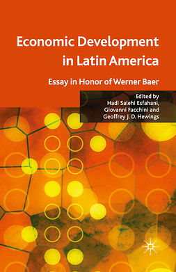 Esfahani, Hadi Salehi - Economic Development in Latin America, ebook