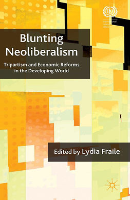 Fraile, Lydia - Blunting Neoliberalism, ebook
