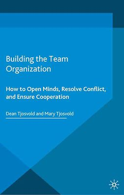 Tjosvold, Dean - Building the Team Organization, ebook