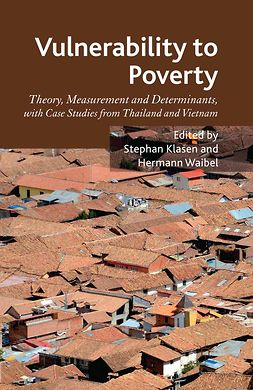 Klasen, Stephan - Vulnerability to Poverty, ebook