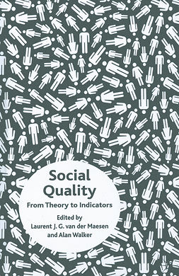 Maesen, Laurent J. G. - Social Quality, ebook