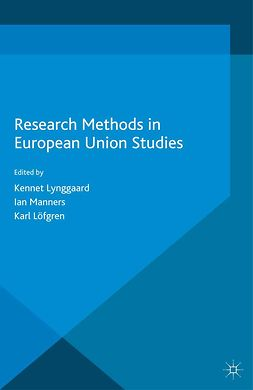 Lynggaard, Kennet - Research Methods in European Union Studies, ebook