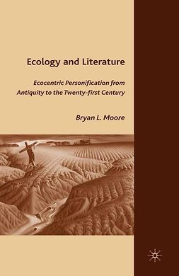 Moore, Bryan L. - Ecology and Literature, e-bok