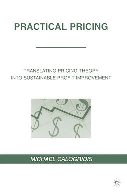 Calogridis, Michael - Practical Pricing, ebook