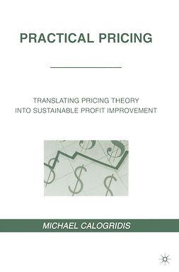 Calogridis, Michael - Practical Pricing, ebook