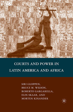 Gargarella, Roberto - Courts and Power in Latin America and Africa, ebook