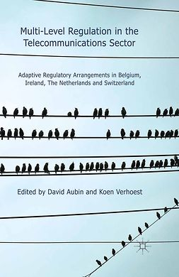 Aubin, David - Multi-Level Regulation in the Telecommunications Sector, ebook