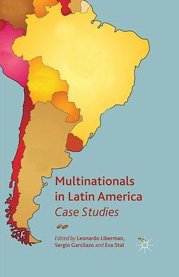 Garcilazo, Sergio - Multinationals in Latin America, e-kirja