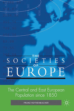 Rothenbacher, Franz - The Central and East European Population since 1850, ebook