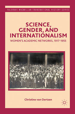 Oertzen, Christine - Science, Gender, and Internationalism, ebook