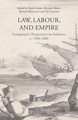 Allaire, Bernard - Law, Labour and Empire, ebook