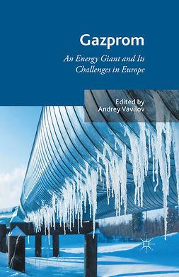 Vavilov, Andrey - Gazprom, ebook