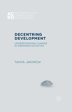 Jakimow, Tanya - Decentring Development, ebook